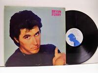 BRYAN FERRY (OF ROXY MUSIC) these foolish things LP VG+/EX-, ILPS 9249, vinyl,