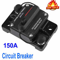 Sound System 30A 24V Circuit Breaker With Cover Fuse Kit Marine IP66 Audio A2