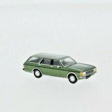 Brekina PCX870032 Ford Granada MK I Turnier metallic hellgrün, 1974 H0, Neu 2020