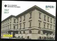 BPER Banca Popolare Emilia Numerato Edizione limitata di 6999 ITALIA 2017 folder