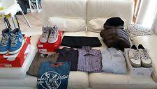Lotto Stock Abbigliamento Uomo Scarpe Camicia Giubbino Fred Perry Nike Dondup