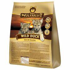 Wolfsblut Wild Duck Puppy Large 15kg ***MEGAPREIS *** von Flixzoo