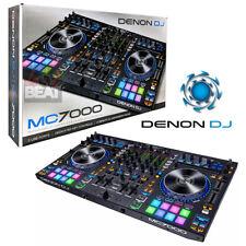 Denon DJ MC7000 4-Channel Serato DJ Controller / Digital Mixer with Dual USB