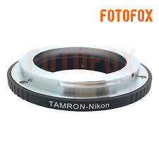 Camera Adapter For Tamron Adaptall 2 Lens To Nikon D750 D810 D4S D3300 Df D5300