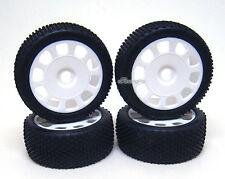 Rubber Tire+wheel Fits Inferno Mp7.5 Mp 7.5 777 Hyper 7