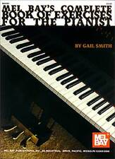 COMPLETE BOOK OF EXERCISES FOR THE PIANIST - PIANO NEW