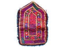 antike afghan Nomaden gestickte Geldbeutel beutel bag Portemonnaie Geldbörse N20