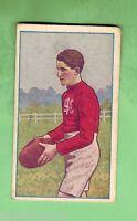 1920 SOUTH MELBOURNE  AUSTRALIAN FOOTBALLERS MAGPIE CIGARETTE  CARD - A. WOOD