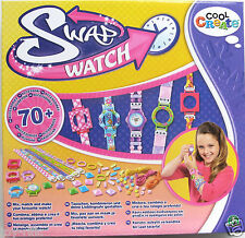 COOL CREATE SWAP WATCH KIT BY FLAIR - CONTAINS 70+ PIECES - BRAND NEW!!
