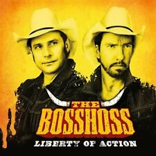 CD*BOSSHOSS**LIBERTY OF ACTION***NAGELNEU & OVP!