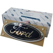 New! GENUINE FORD KA 2008 - PRESENT *Latest Models* FRONT OVAL BADGE 1553336