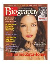 WALT DISNEY Catherine Zeta-Jones TIM ALLEN Julianne Moore CLARK GABLE