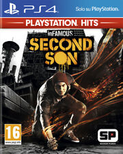Videogioco PS4 InFamous: Second Son - PS Hits Nuovo Ita Sony PlayStation 4