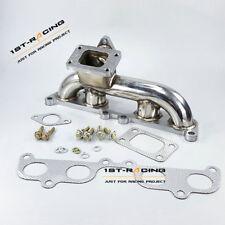 Turbo T3 Manifold Header For Toyota Tacoma Hilux 4Runner Granvia 2RZ-FE 3RZ-FE