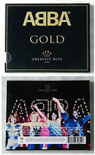 ABBA Gold Greatest Hits .. 19 Track Polar Digipak CD TOP