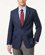 Tommy 2018 Men's Blue Classic-Fit Soft Sport Coat 38S ~ New $225.00 ~