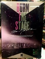 BTS (Burn The Stage - The Movie 2018) ~ DVD ~ English Subtitle ~ All Region ~