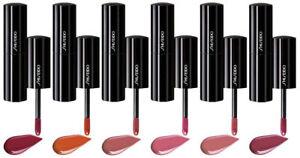 Shiseido Lacquer Rouge  Lip Gloss 0.2oz/6ml New In Box