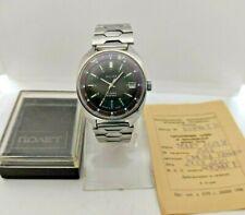 POLJOT AEROFLOT AUTOMATIC 2627H men's watches+original box.collectibles.rare