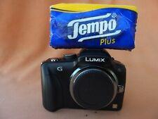 Sistema de cámara Panasonic Lumix dmc-g3 16 Mpixel body comerciantes mercancía 2085 desencadenadores