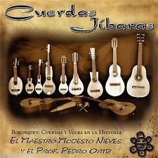 Borinquen: Cuerdas Y Voces En La Historia - Cuerdas Jíbaras / Pedro Ortiz ( CD )