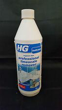 HG Professional Limescale Remover 1L Concentrated Descaler Sink Toilet Descaler