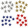 10Pcs Embroidered Stars Sew Iron On Patch Badges for Bags Hat Jeans Applique