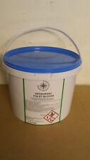 More details for super value 1 x 3.25 kg tubs of deodorant toilet urinal/toilet channel blocks