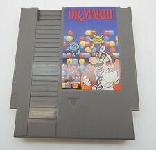 Nintendo NES Dr. Mario Game Cartridge, Works R13343