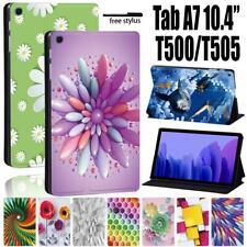 Impresión 3D Cuero PU De pie Cubierta Estuche para Samsung Galaxy Tab A7 10.4 T500 T505