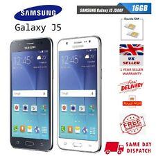 Samsung Galaxy J5 J500F 16GB Dual SIM Unlock 4G Android Smart Phone UK Stock