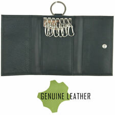Genuine Full Grain Leather Key Coin Case Pouch Holder Quality Guaranteed