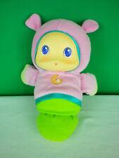 Playskool Hasbro Glühwürmchen rosa 24 cm mit Licht + Musik Einschlafhilfe k983
