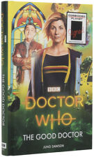Juno DAWSON, born 1981 / Doctor Who The Good Doctor Signed 1st Edition
