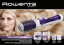 Rowenta CF9320 Rotating Hot Air Brush - 1000W 220V Hair Styler Ionic/ Hair dryer