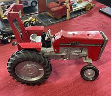 Vintage 275 Diesel Massey Ferguson Ertl Model Tractor