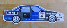 Vauxhall Cavalier John Cleland BTCC Race Mobil 1 Motorsport Sticker / Decal