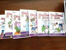 SET OF 7   THE ORGANWISE GUYS  DVDS     Great For Homeschooling