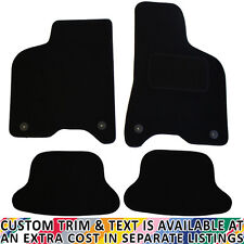Volkswagen VW Lupo 1999-2005 Tailored 4 Piece Car Mat Set 4 Clips (36cm gap)