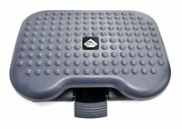 Office / Home use Adjustable Foot Rest Angle And Height Adjustment NON-SLIP FEET