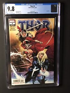Thor #4 CGC 9.8