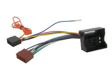 FIAT SCUDO Radio CD Estéreo Unidad Central ISO cableado Cable Adaptador ct20ct02