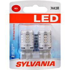 Tail Light Bulb-Sedan Sylvania 7443RSL.BP2