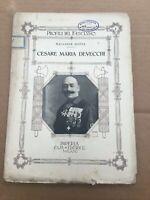 PROFILI DEL FASCISMO CESARE MARIA DEVECCHI SALVATORE GOTTA 1923 LIBRO OLD BOOK