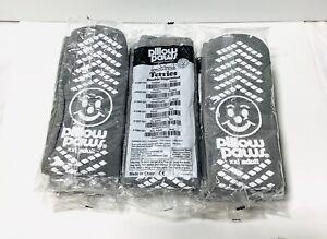 12 Pair Pillow Paws Patient Hospital No Slip Socks ~XXL Adult ~Gray ~BRAND NEW