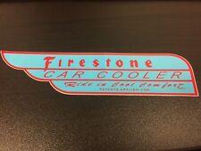 Firestone Chevy Pontiac Cadillac Buick VW 36 37 39 40 41 42 47 48 49 50 51 Blue