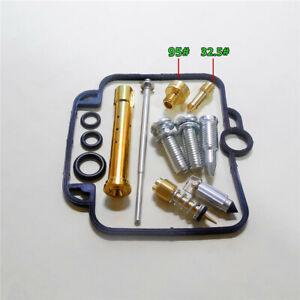 New Mikuni Carb Carburetor Rebuild Repair Kit For Bandit 400 (GSF400) GK75A