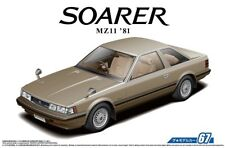 Aoshima 1/24 Scale The Model Car(67)Kit Toyota Soarer MZ10 2800GT/GZ11 VR-Turbo