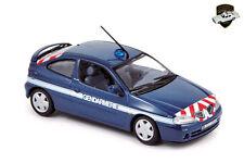 RENAULT MEGANE COUPE 2001 - Gendarmerie nationale Française - 1/43 NOREV 517672