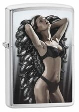 Zippo Lighter ● Bad Angel Sexy ● 60003387 ● 2018 Neu New OVP ● A122